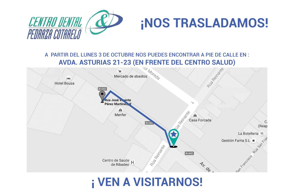 acisaribadeo-noticia-centrodentalpedrazacotarelo-traslado-20160929