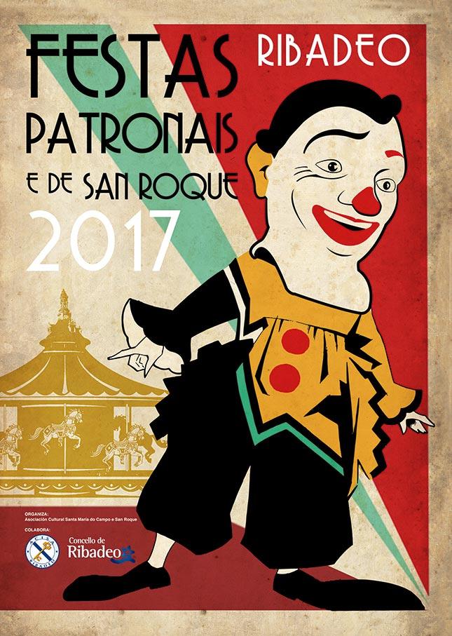 CARTEL FIESTAS PATRONALES 2017