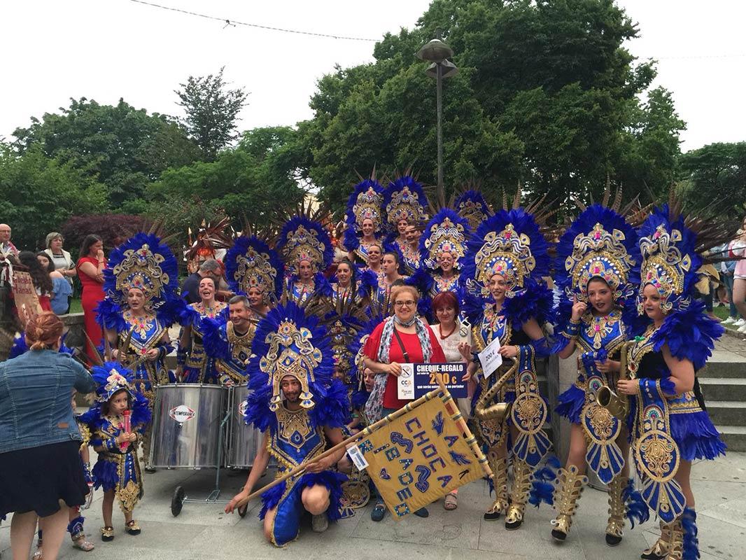 Acisa fai unha valoración moi positiva do I Desfile de Charangas