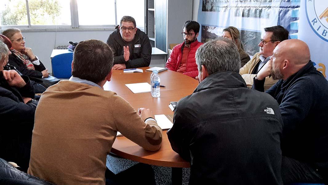 A.C.I.S.A. reúnese con representantes do PP para trasladarlle as súas necesidades e preocupacións