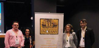 O Concello e ACISA promocionan a Vila e a Festa Indiana no I Foro de Municipios Indianos que hoxe e mañá ten lugar en Lloret de Mar