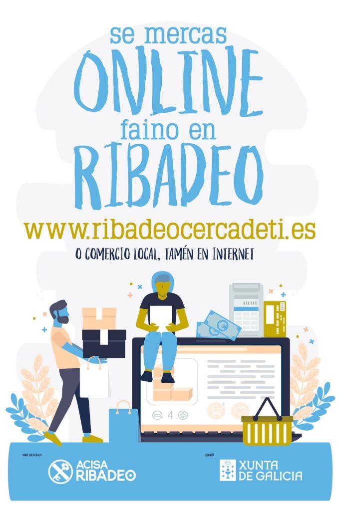 ACISA presenta su nueva plataforma de venta online: Ribadeo Cerca de Ti