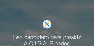 Sen candidato para presidir A.C.I.S.A. Ribadeo