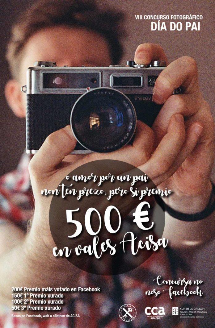 VIII Concurso Fotográfico Día do Pai