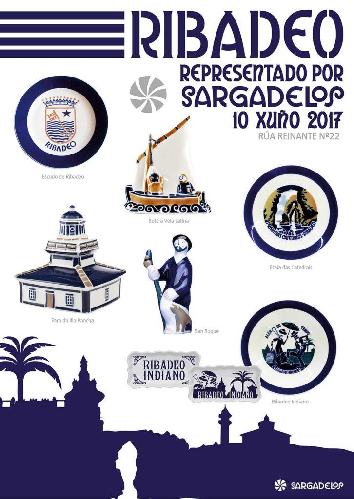 Promo | Ribadeo representado por Sargadelos