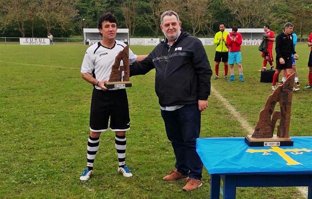 Acisa fai un balance positivo do XIII Torneo de Fútbol Veterano Ría de Ribadeo