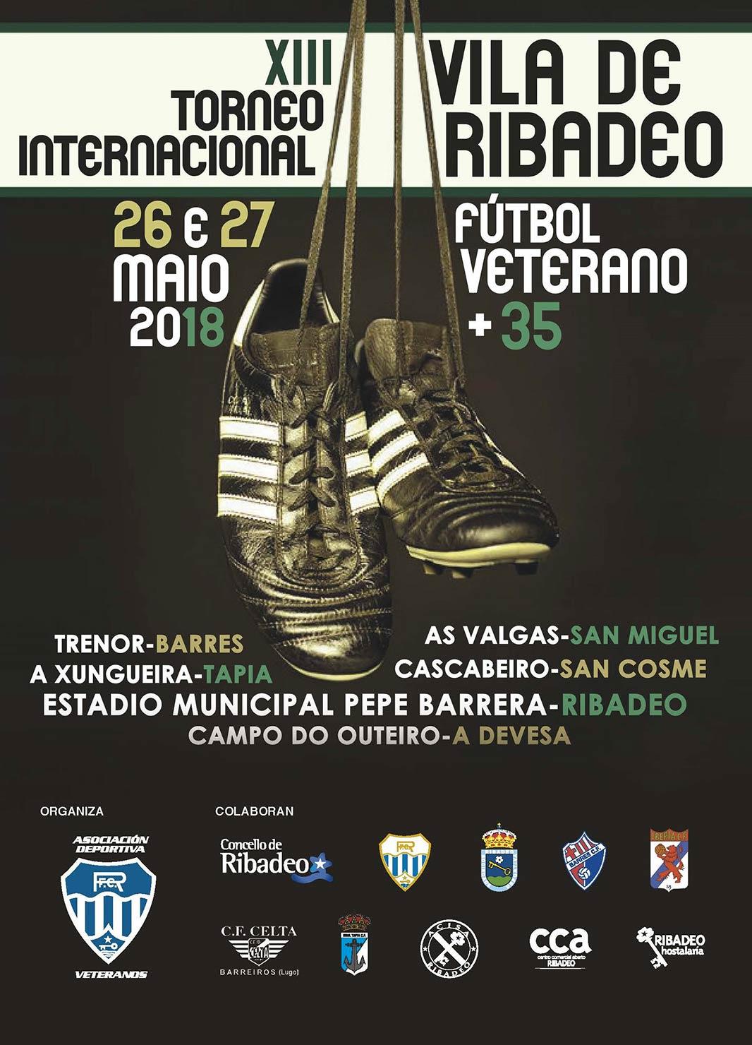 XIII Torneo Internacional de Veteranos