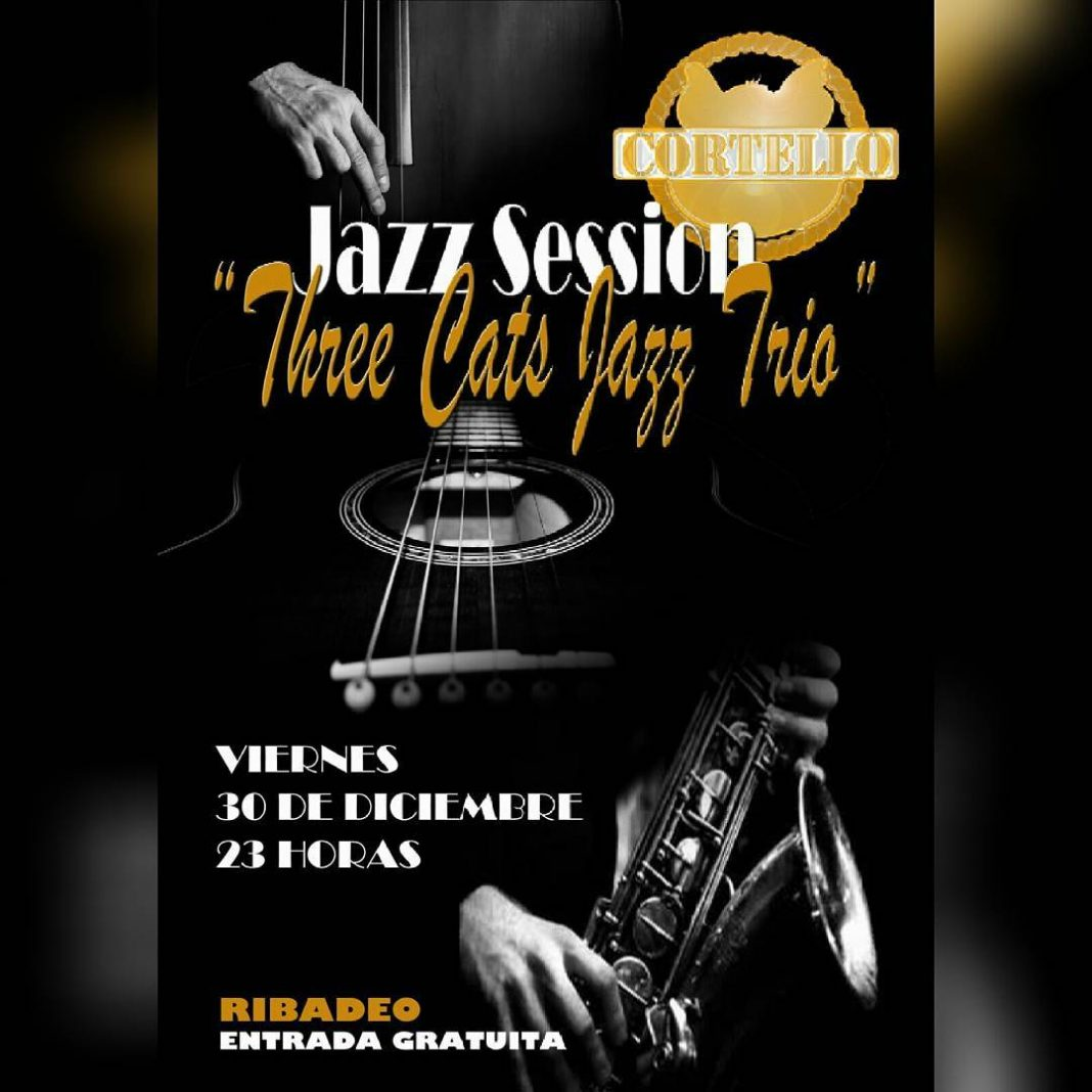 cartel Three Cats jazz Trio