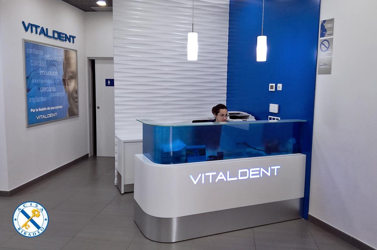 Vitaldent | Recepción