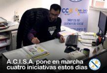 A.C.I.S.A. pone en marcha cuatro iniciativas estos días
