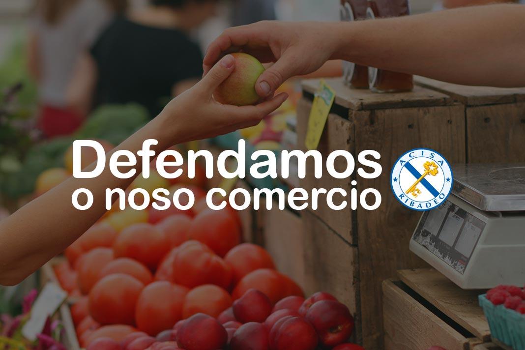 Defendamos o noso comercio