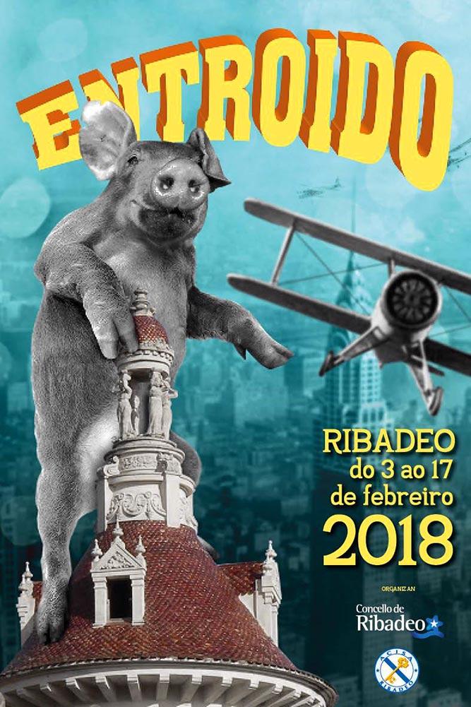 Ribadeo | Entroido 2018