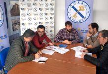 Reunión con el alcalde de Pravia
