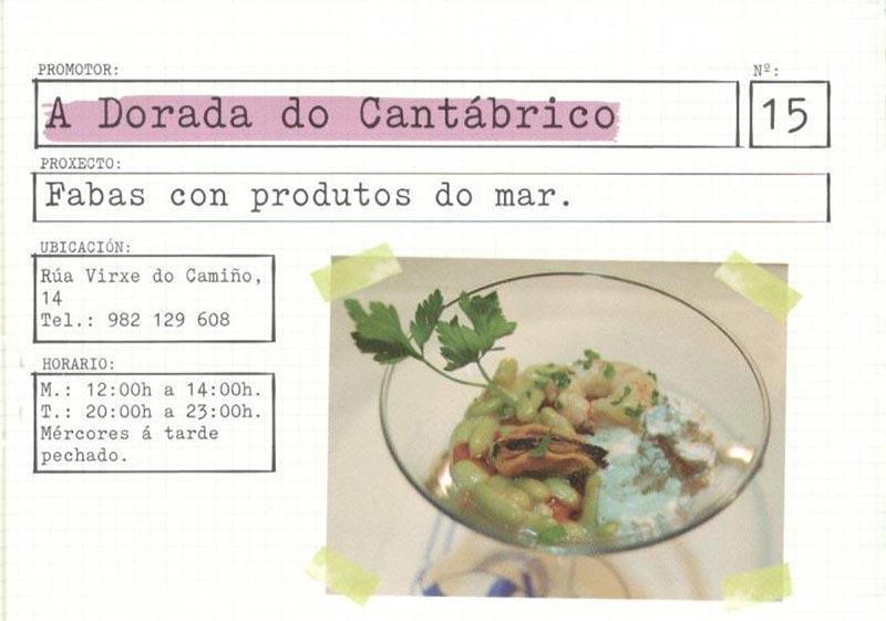 A Dorada do Cantábrico