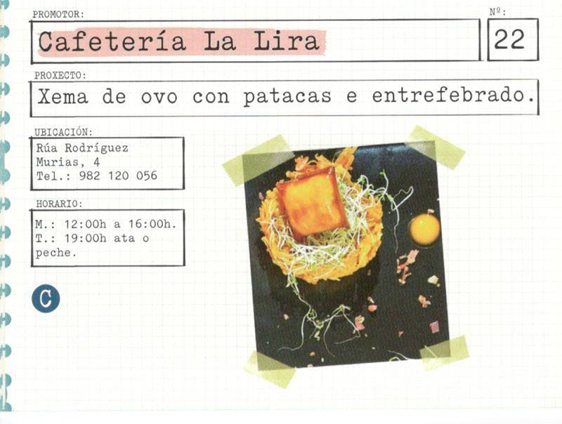 Cafetería La Lira
