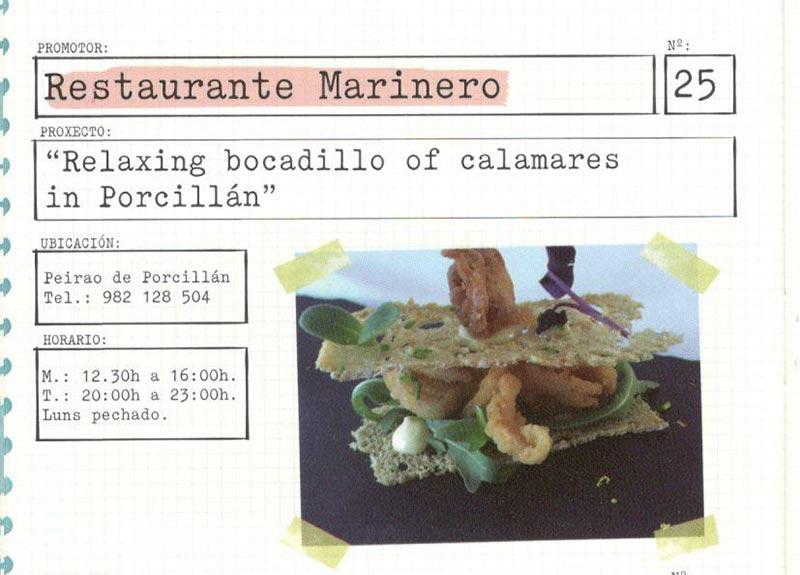 Restaurante Marinero