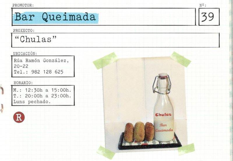 Bar Queimada