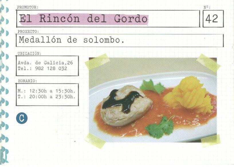El Rincón del Gordo