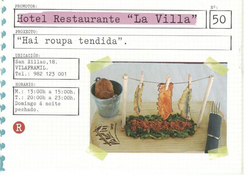 Hotel Restaurante La Villa