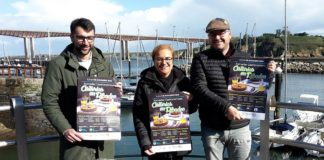 Do 2 ao 4 de novembro celebraranse as xornadas gastronómicas asturias en ribadeo, que organiza ACISA