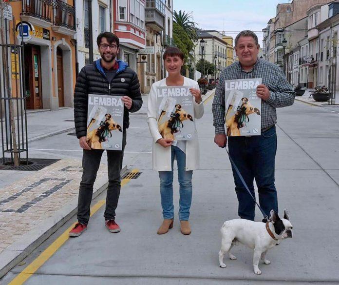 ACISA e concello inician unha campaña de concienciación veciñal para que as donas e os donos de mascotas recollan os seus excrementos da rúa, os leven sempre atados e con bozal en caso de que se trate de razas perigosas