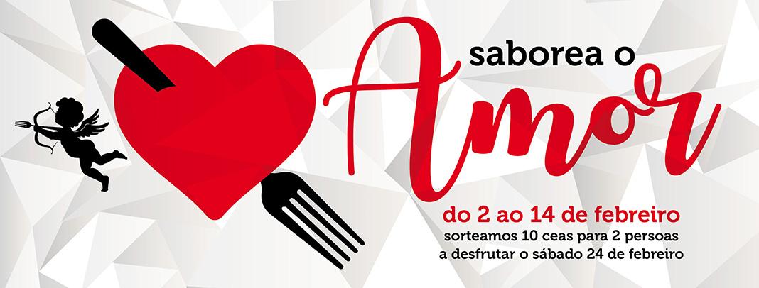 Saborea o amor | San Valentín 2018